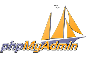 Try phpMyAdmin app - contact us for more info!